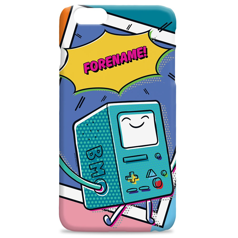 Adventure Time BMO Comic iPhone Case
