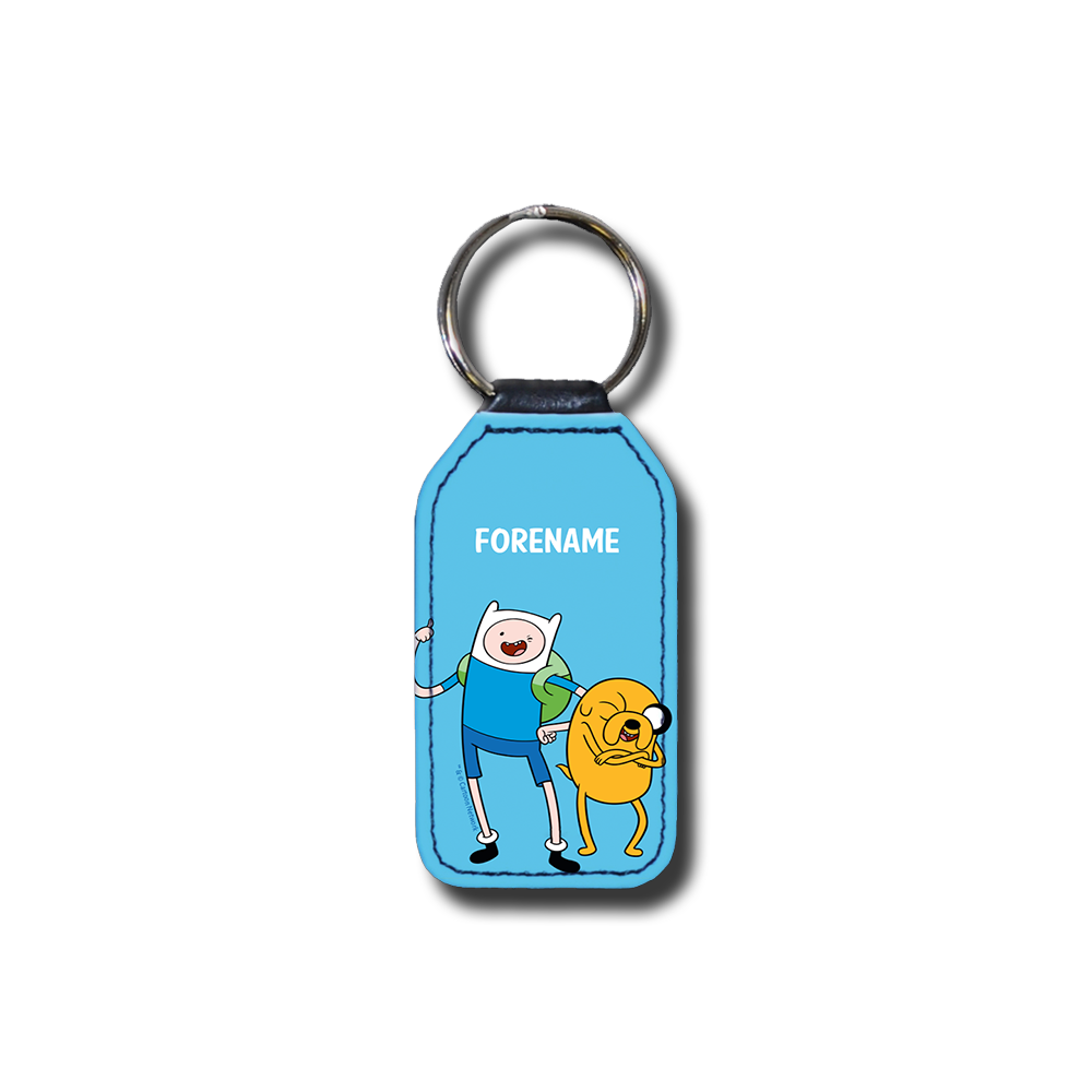 Adventure Time Finn and Jake Key Ring