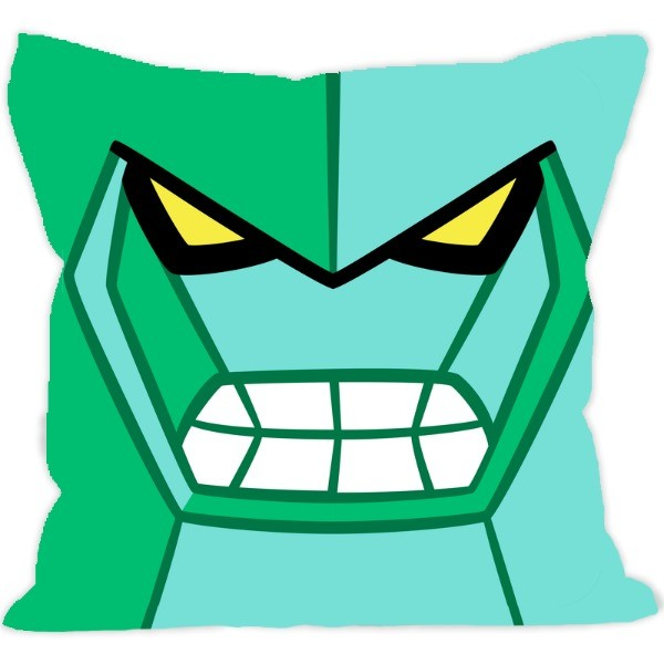 Ben 10 Diamondhead Cushion