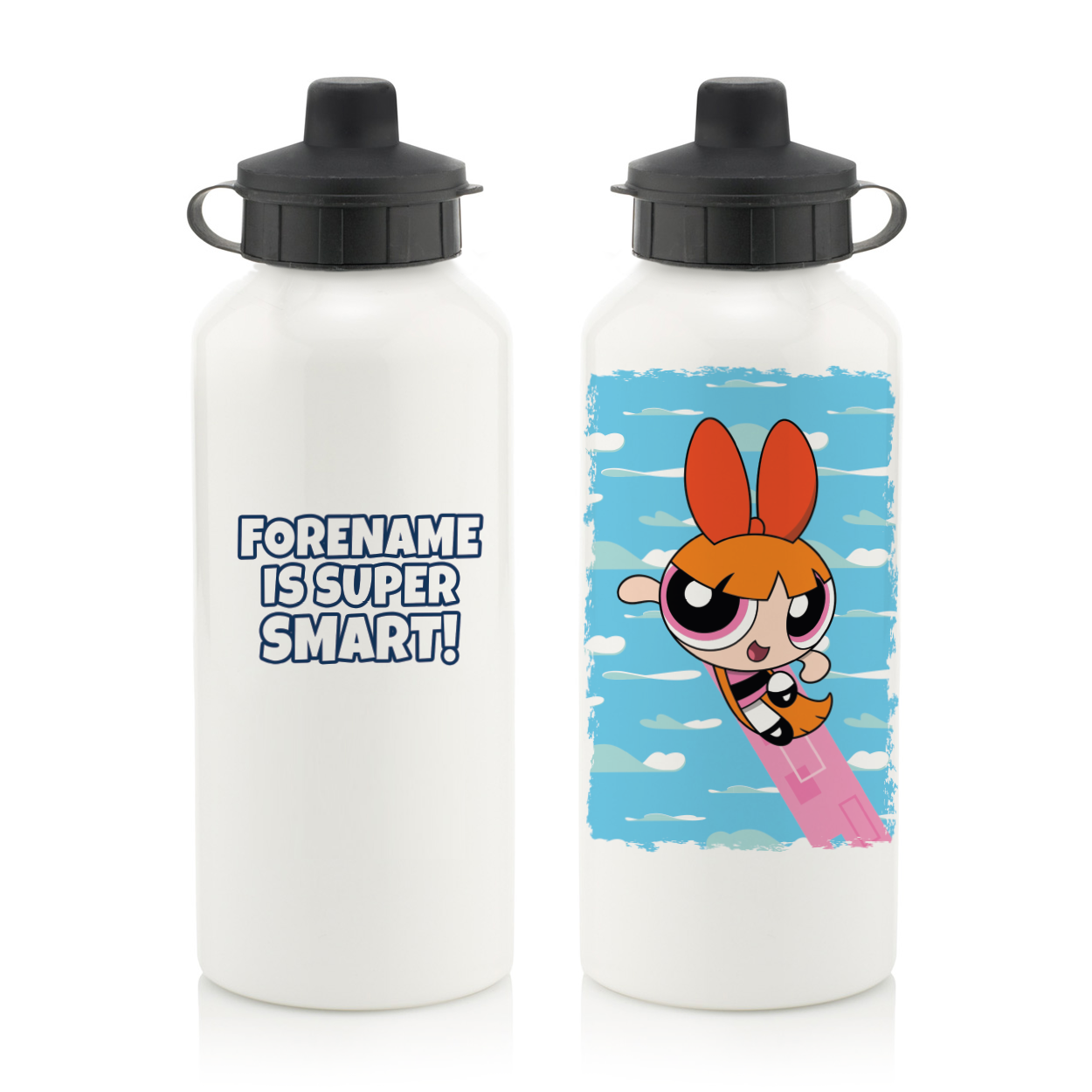 Powerpuff Girls Blossom Cloud Water Bottle