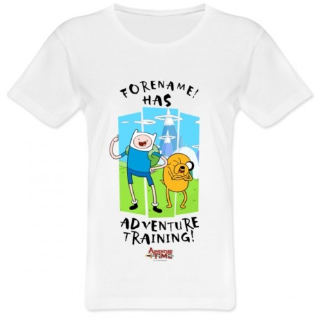Adventure Time Adventure Training Women's T-shirt