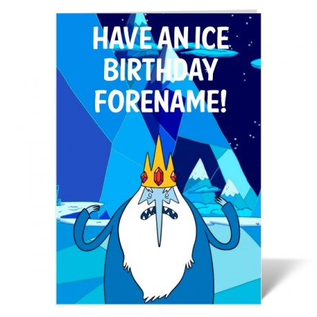 Greeting Cards Adventure Time