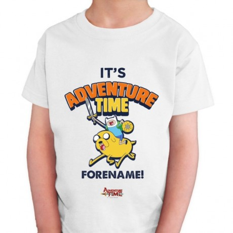 Adventure Time It's Adventure Time Kids T-shirt