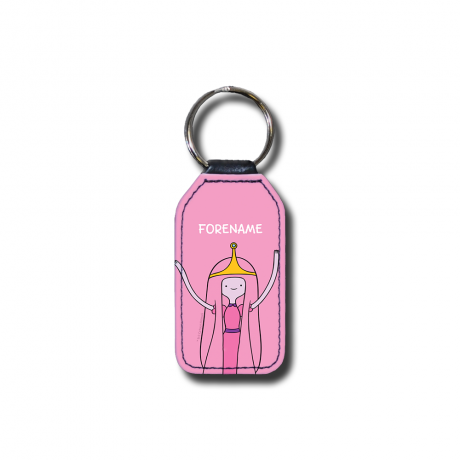 Adventure Time Princess B Key Ring