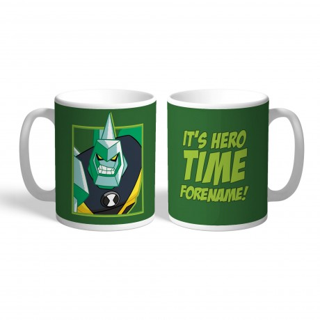 Ben 10 Diamondhead Hero Time Mug