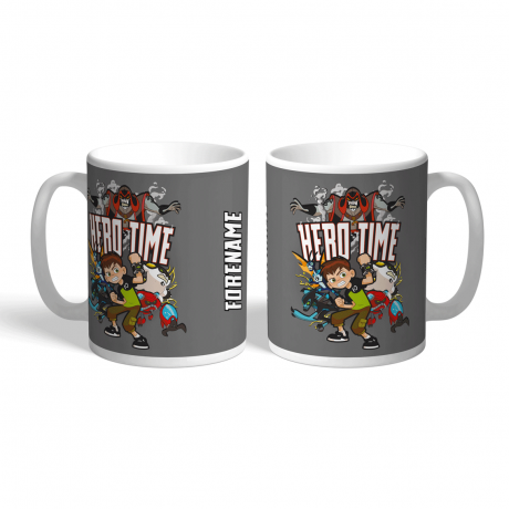 Ben 10 Group Hero Tme Mug