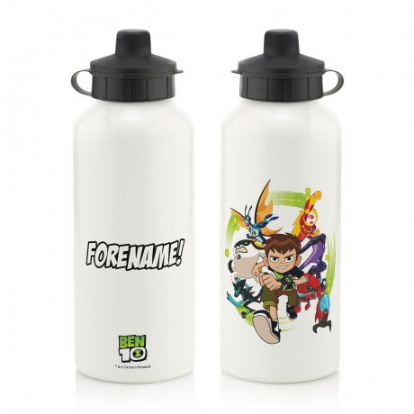 Ben 10 Group Water Bottle
