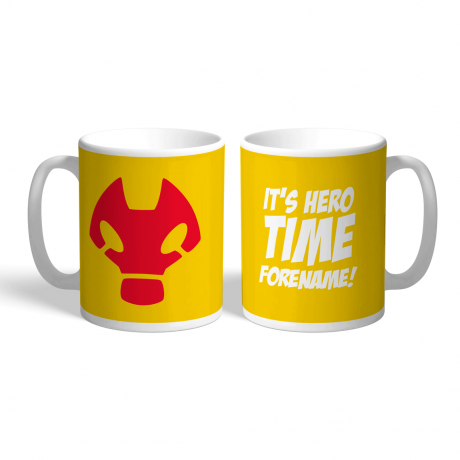 Ben 10 Heatblast Flat Hero Time Mug