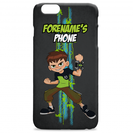 Ben 10 Stripe iPhone Case