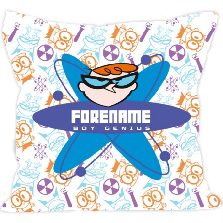 Dexter's Lab Boy Genius Cushion