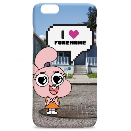 Gumball Anais iPhone Case
