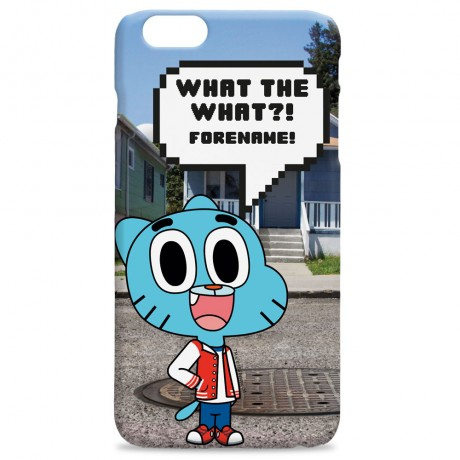 Gumball iPhone Case