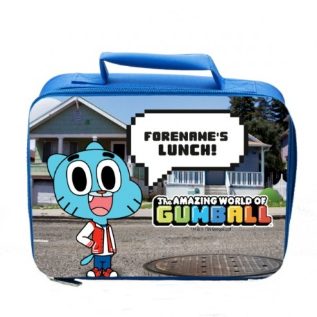 Gumball Lunch Bag