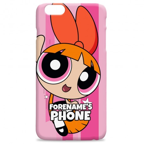Powerpuff Girls Blossom Comic iPhone Case