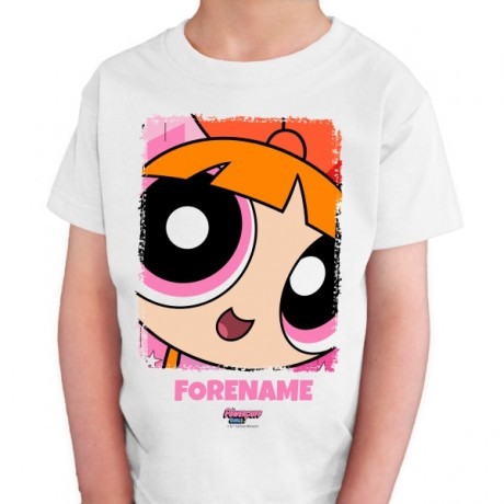 Powerpuff Girls Blossom Comic Kids T-shirt