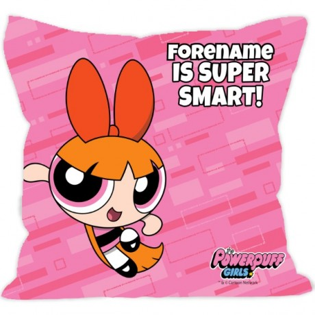 Powerpuff Girls Blossom Pattern Cushion