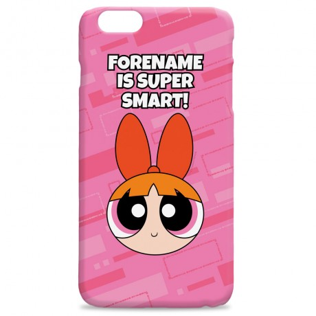 Powerpuff Girls Blossom Pattern iPhone Case