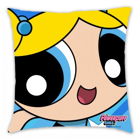 Powerpuff Girls Bubbles Comic Cushion