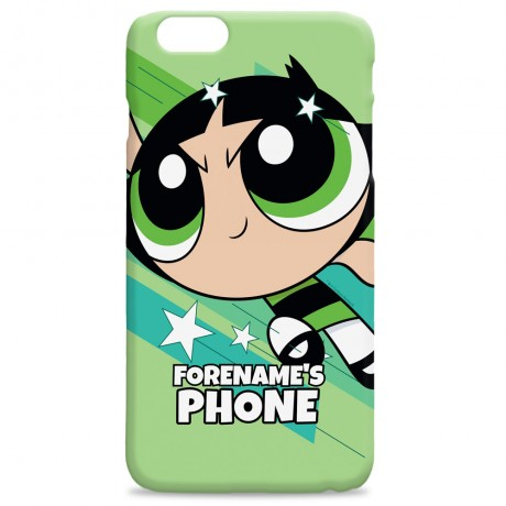 Powerpuff Girls Buttercup Comic iPhone Case