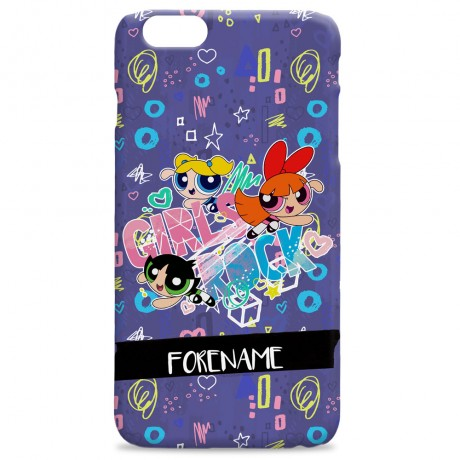 Powerpuff Girls Girls Rock iPhone Case