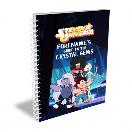 Steven Universe Guide Notebook