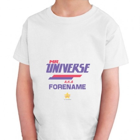 Steven Universe Mr Universe Kids T-shirt